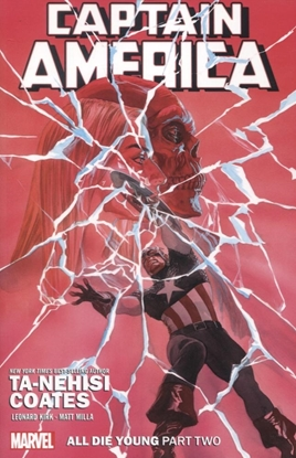 Picture of CAPTAIN AMERICA TA-NEHISI COATES TP VOL 05 ALL DIE YOUNG TWO