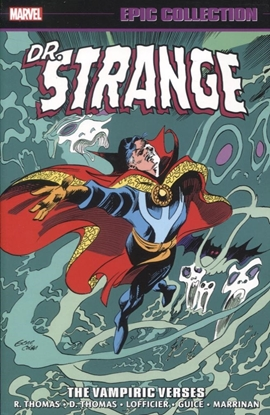 Picture of DOCTOR STRANGE EPIC COLLECTION TP VAMPIRIC VERSES