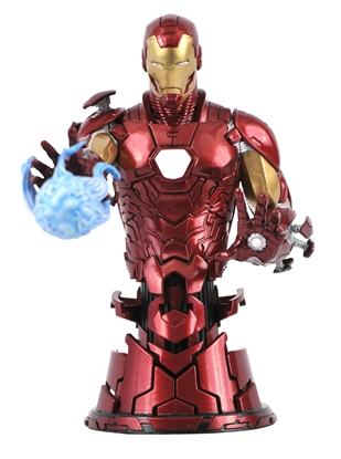 Picture of MARVEL COMIC IRON MAN 1/7 SCALE BUST