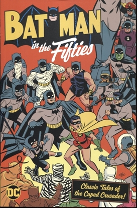 Picture of BATMAN IN THE FIFTIES TP