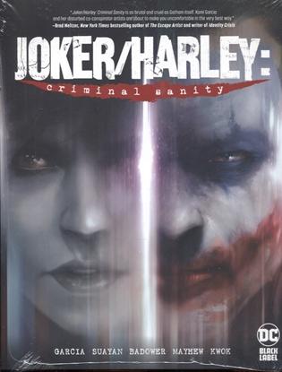 Picture of JOKER HARLEY CRIMINAL SANITY HC (MR)