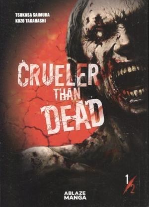 Picture of CRUELER THAN DEAD GN VOL 01 (MR) (C: 0-1-1)