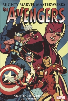 Picture of MIGHTY MMW AVENGERS COMING AVENGERS GN TP VOL 01 CHO CVR