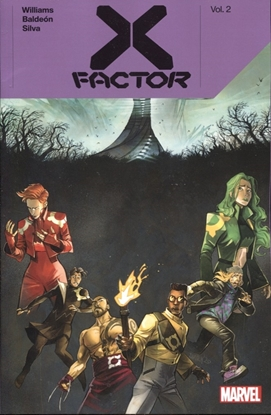 Picture of X-FACTOR BY LEAH WILLIAMS TP VOL 02