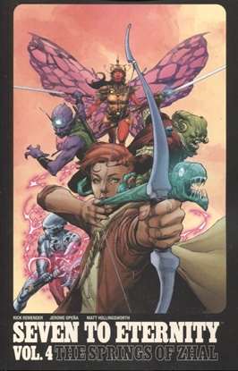 Picture of SEVEN TO ETERNITY TP VOL 04