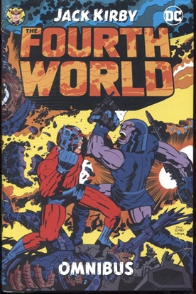 Picture of FOURTH WORLD BY JACK KIRBY OMNIBUS HC NEW PRINTING