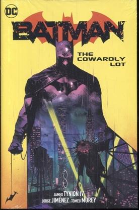 Picture of BATMAN HC VOL 04 THE COWARDLY LOT