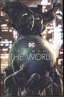 Picture of BATMAN THE WORLD HC