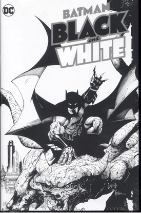 Picture of BATMAN BLACK & WHITE HC