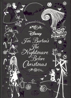 Picture of DISNEY ANIMATED CLASSICS NIGHTMARE BEFORE CHRISTMAS HC (C: 0