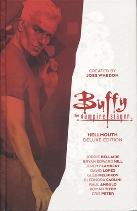 Picture of BUFFY THE VAMPIRE SLAYER HELLMOUTH DLX ED HC (C: 0-1-2)