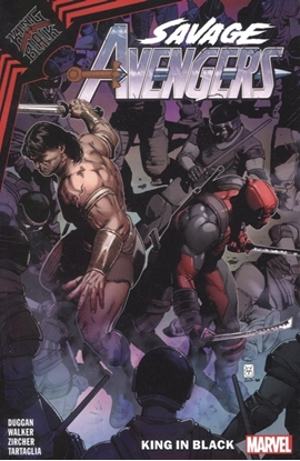 Picture of SAVAGE AVENGERS TP VOL 04 KING IN BLACK