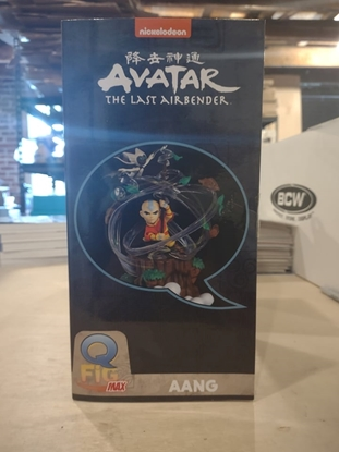 Picture of AVATAR THE LAST AIRBENDER AANG Q-FIG MAX ELITE DIORAMA (C: 1