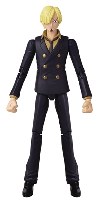 Picture of ANIME HEROES ONE PIECE SANJI 6.5 IN ACTION FIGURE