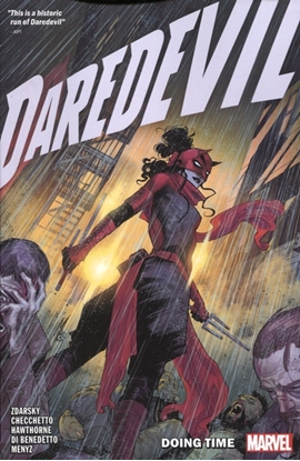 Picture of DAREDEVIL BY CHIP ZDARSKY TP VOL 06 DOING TIME PT ONE
