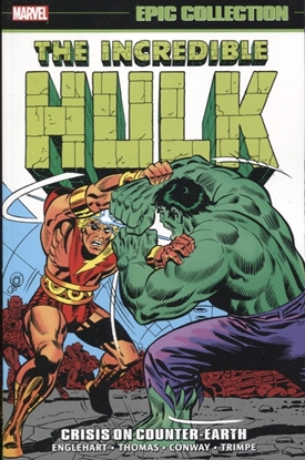 Picture of INCREDIBLE HULK EPIC COLLECTION TP CRISIS COUNTER-EARTH