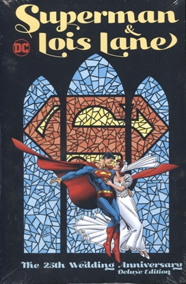 Picture of SUPERMAN & LOIS LANE THE 25TH WEDDING ANNIVERSARY DELUXE EDITION HC