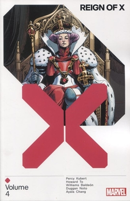 Picture of REIGN OF X TP VOL 04