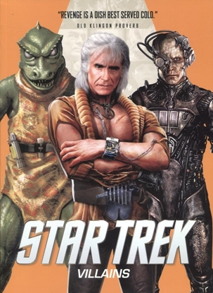 Picture of STAR TREK VILLAINS HC