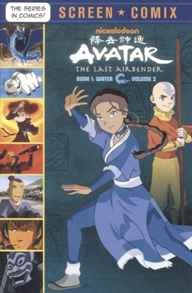 Picture of AVATAR LAST AIRBENDER SCREEN COMIX TPB VOLUME 2