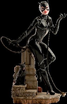 Picture of IRON STUDIOS BATMAN RETURNS CATWOMAN 1:10 SCALE STATUE
