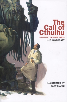Picture of CALL OF CTHULHU MYSTERY IN 3 PARTS ILLUSTRATED SC (C: 0-1-0)