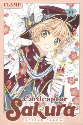 Picture of CARDCAPTOR SAKURA CLEAR CARD VOLUME 10