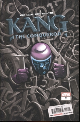 Picture of KANG THE CONQUEROR #2 (OF 5)