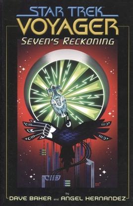 Picture of STAR TREK VOYAGER SEVENS RECKONING TP (C: 0-1-1)