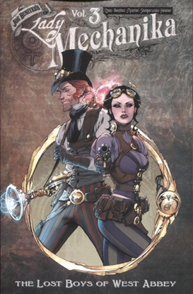 Picture of LADY MECHANIKA TP VOL 03