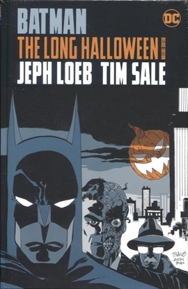 Picture of BATMAN THE LONG HALLOWEEN DELUXE EDITION HC