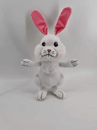 """Picture of STABBITY BUNNY PLUSH 16"""" PLUSH / SCOUT COMICS"""
