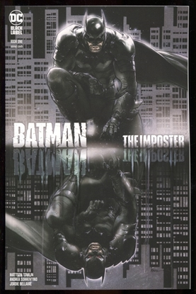 Picture of BATMAN THE IMPOSTER #1 / 1:25 ANDREWS VARIANT COVER NM+
