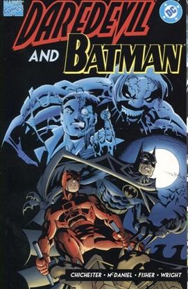 Picture of DAREDEVIL AND BATMAN #1