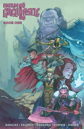 Picture of HELM GREYCASTLE TP VOL 01