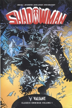 Picture of SHADOWMAN CLASSIC OMNIBUS HC VOL 01