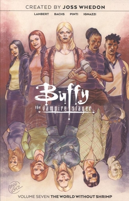Picture of BUFFY THE VAMPIRE SLAYER TP VOL 07 (C: 0-1-2)