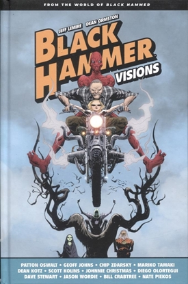 Picture of BLACK HAMMER VISIONS HC VOL 01 (C: 0-1-2)