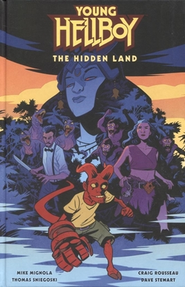 Picture of YOUNG HELLBOY THE HIDDEN LAND HC (C: 0-1-2)