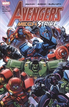 Picture of AVENGERS MECH STRIKE TP