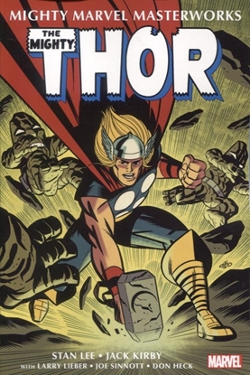Picture of MIGHTY MMW MIGHTY THOR GN TP VOL 01 VENGEANCE LOKI CHO CVR