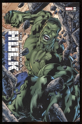 Picture of IMMORTAL HULK #50  1:25 HITCH VARIANT COVER