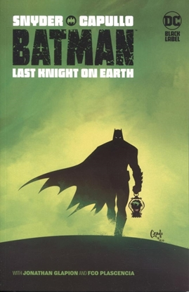Picture of BATMAN LAST KNIGHT ON EARTH TP (MR)