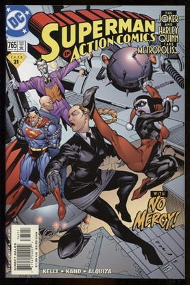Picture of ACTION COMICS #765 / EARLY HARLEY QUINN APP / JOKER NM