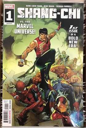 Picture of SHANG-CHI #1