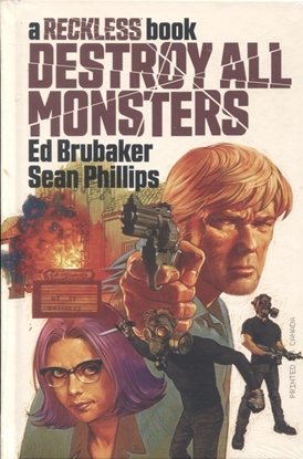 Picture of DESTROY ALL MONSTERS HC A RECKLESS BOOK (MR)