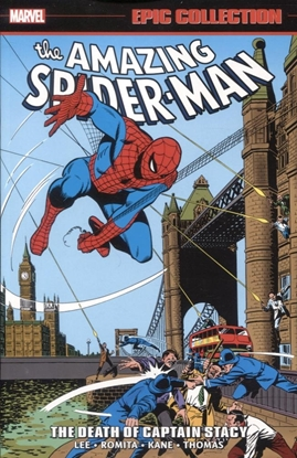 Picture of AMAZING SPIDER-MAN EPIC COLL TP DEATH CAPTAIN STACY