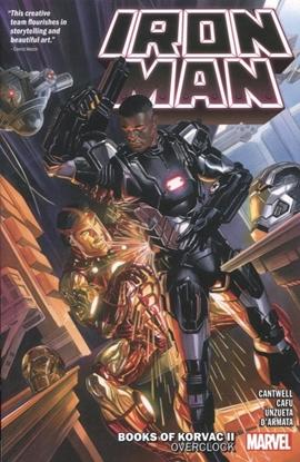 Picture of IRON MAN TP VOL 02 BOOKS KORVAC II OVERCLOCK
