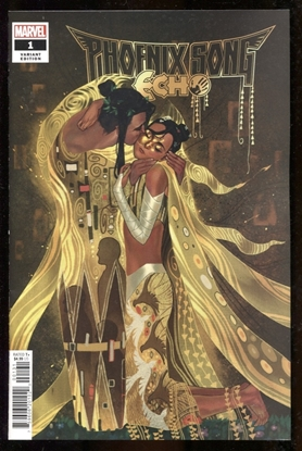 Picture of PHOENIX SONG ECHO #1 1:25 VEGA VARIANT COVER