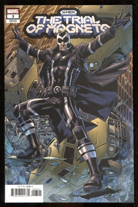 Picture of X-MEN TRIAL OF MAGNETO #3 1:25 HITCH VARIANT COVER